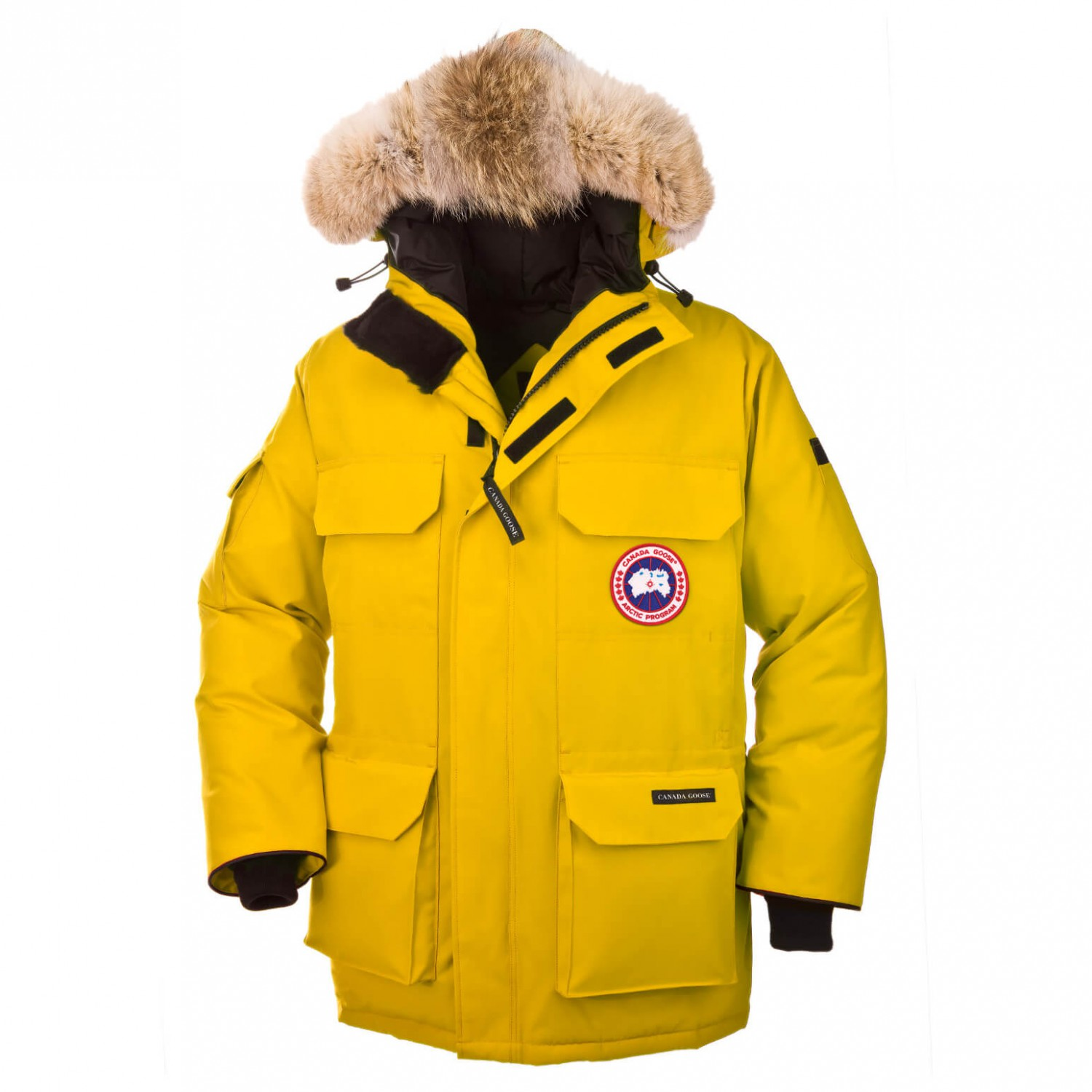 canada goose expedition parka herren rot