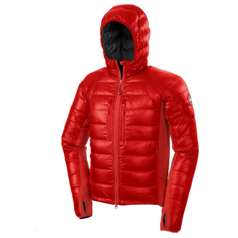 Canada Goose HyBridge Lite Red Jacket