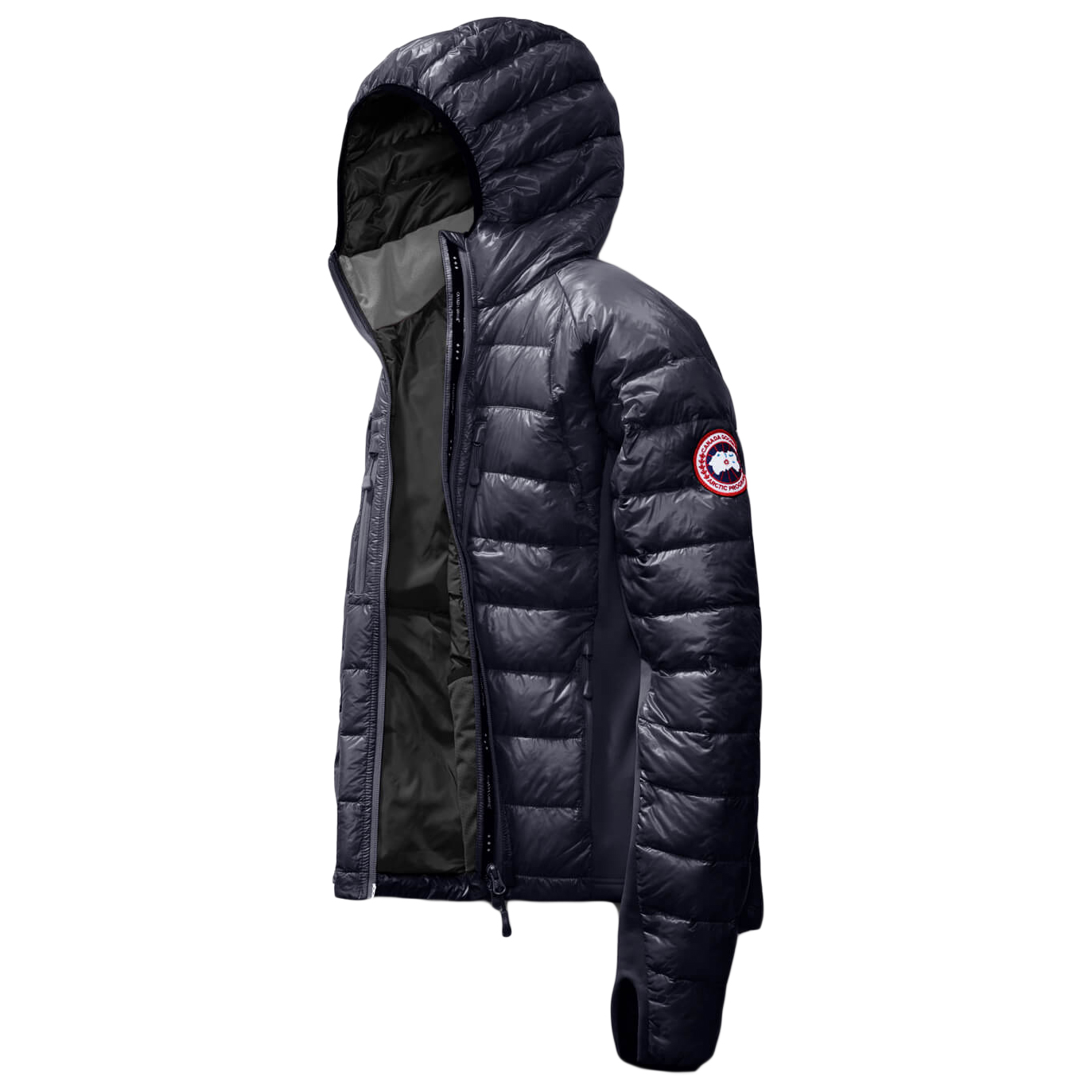Canada Goose Hybridge Lite Hoody - Down Jacket Men's ... - photo#22
