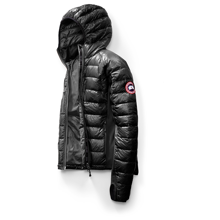cheap for discount 3fc68 e9111 Canada Goose - Hybridge Lite Hoody - Giacca in piumino - Navy | XS
