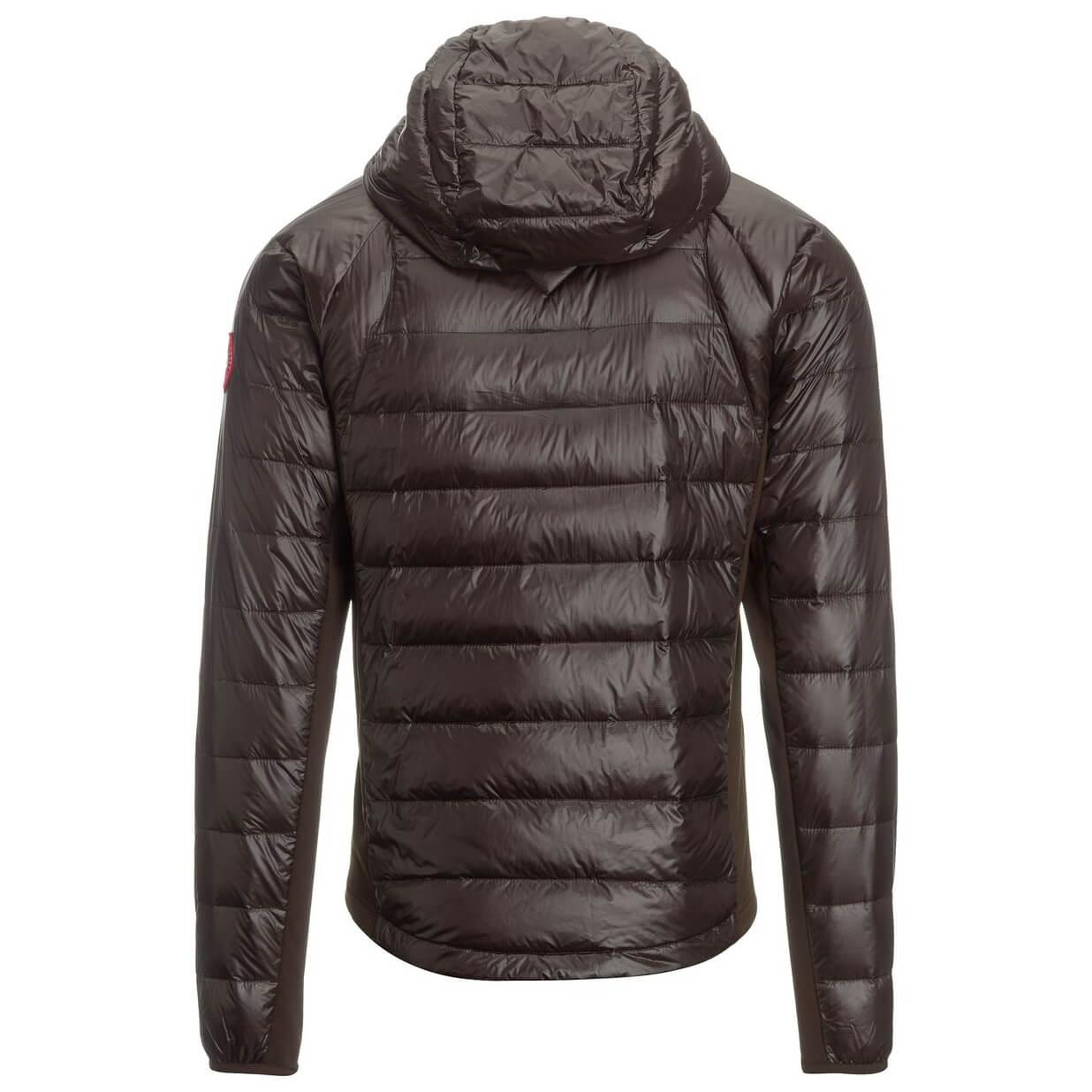 8f5dc682cc0 Canada Goose Hybridge Lite Hoody - Winter jacket Men's | Buy online ...