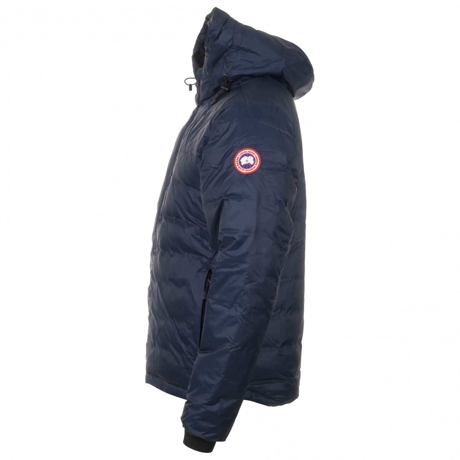 the best attitude 83c30 d56fd Canada Goose - Lodge Down Hoody - Giacca in piumino - Red / Black | XXL