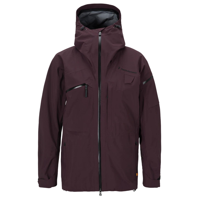 peak performance heli alpine jacket ski jacket free. Black Bedroom Furniture Sets. Home Design Ideas