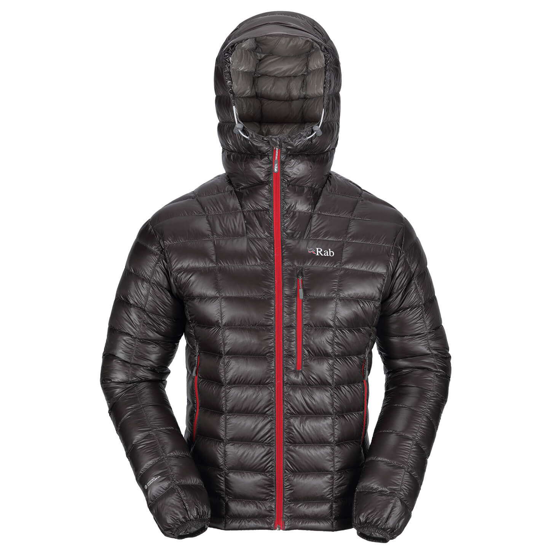 Rab Continuum Hoodie Down jacket