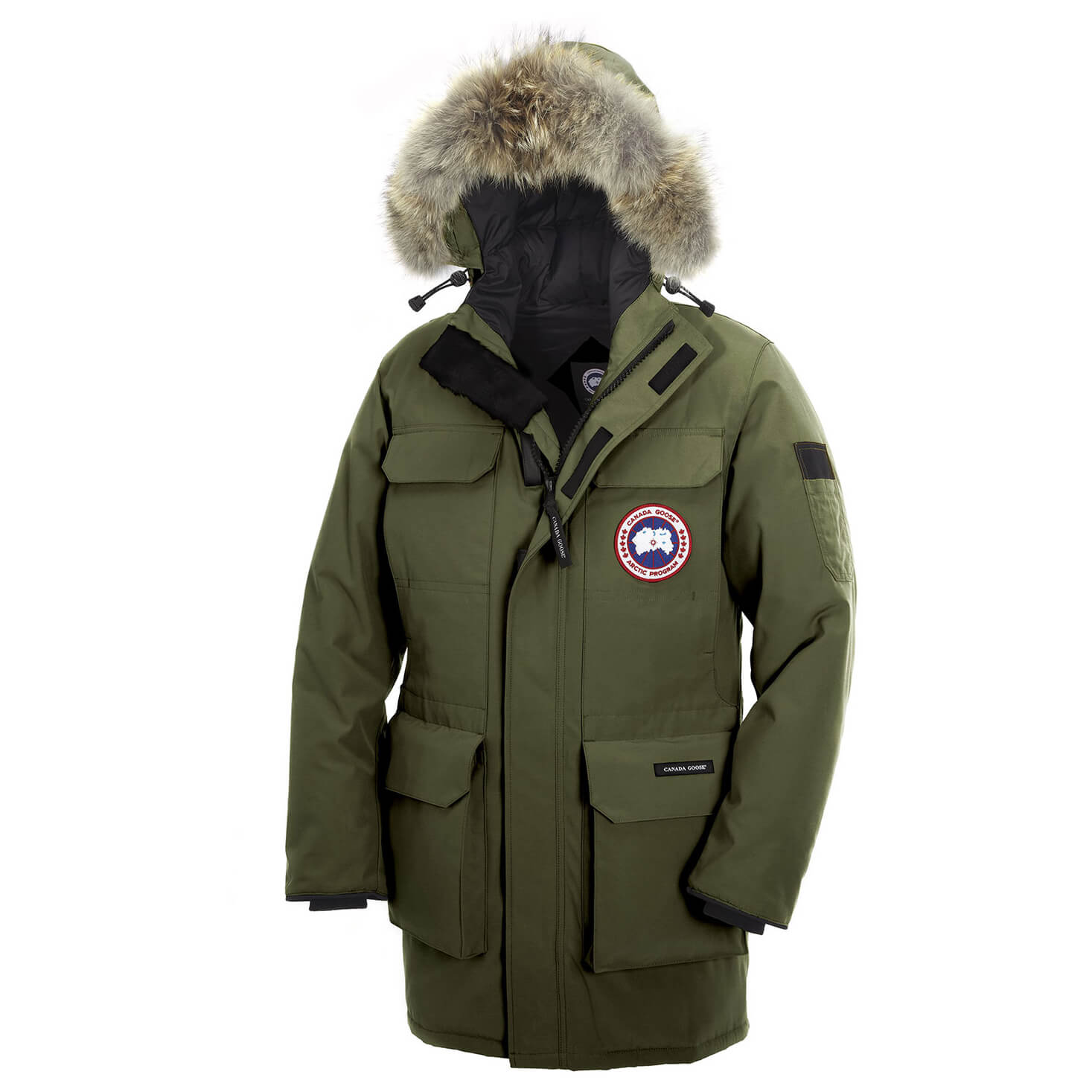 canada goose citadel parka winterjacke herren versandkostenfrei. Black Bedroom Furniture Sets. Home Design Ideas
