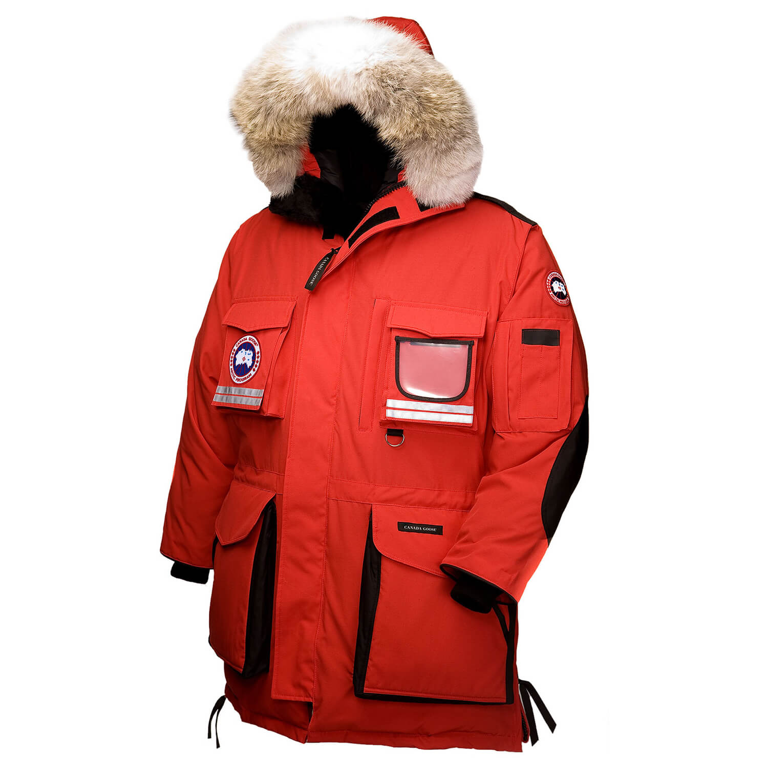 save off 67324 00840 Canada Goose - Snow Mantra Parka - Giacca in piumino - Red | S