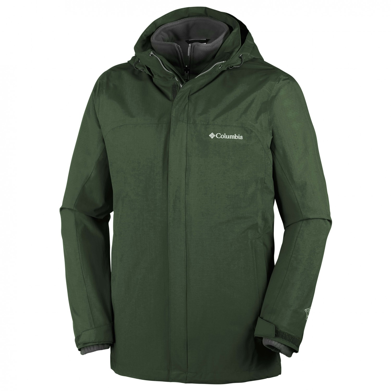 columbia mission air interchange jacket 3 in 1 jacket. Black Bedroom Furniture Sets. Home Design Ideas