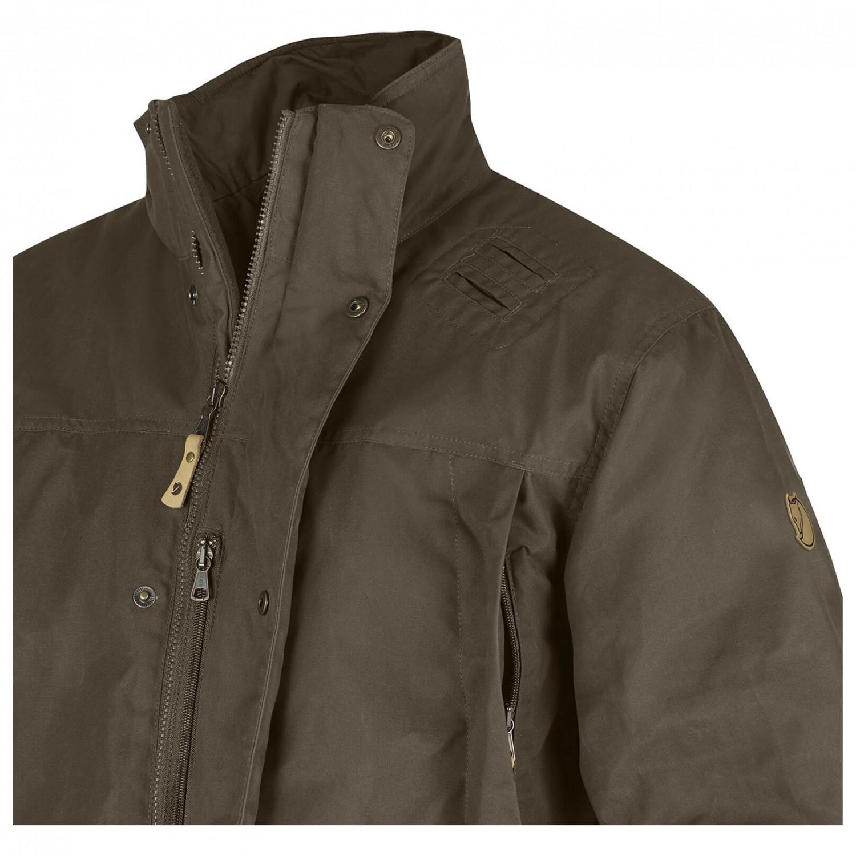 fj llr ven brenner pro padded jacket winterjacke herren. Black Bedroom Furniture Sets. Home Design Ideas