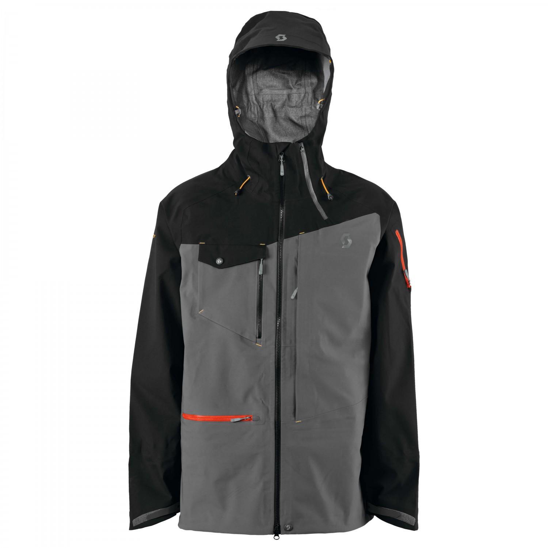 scott jacket ridge skijacke herren online kaufen. Black Bedroom Furniture Sets. Home Design Ideas