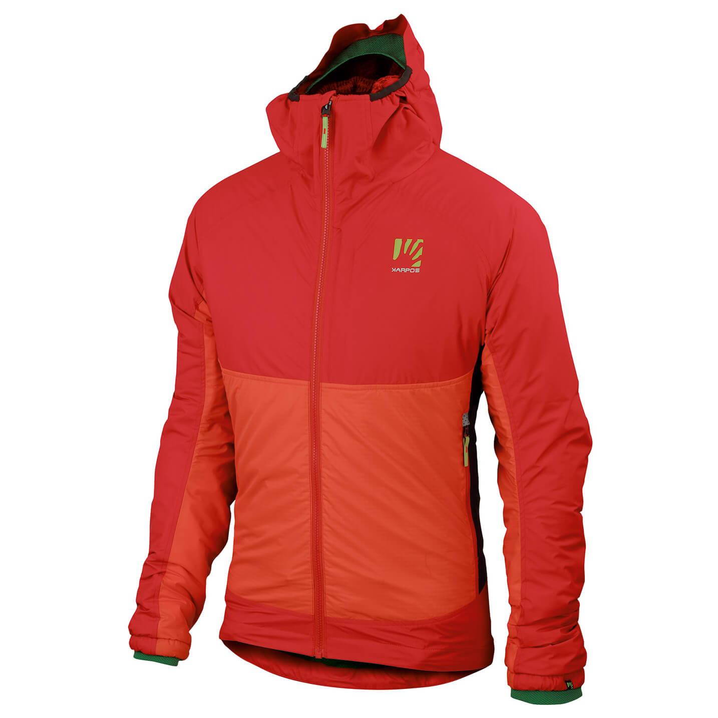 Karpos antartika jacket synthetic jacket men 39 s free uk for Synthetic shirts for hiking