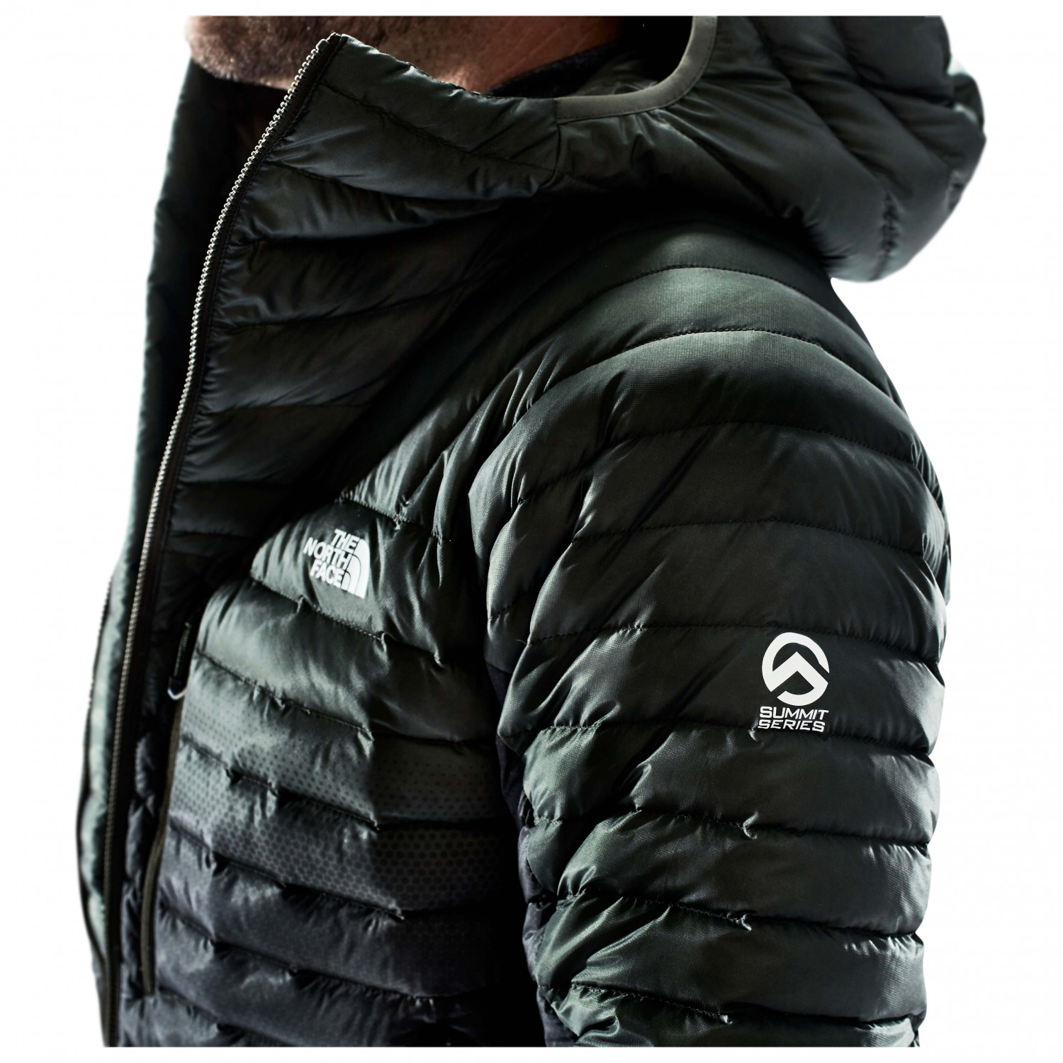 the north face womens quince pro jacket daunenjacke. Black Bedroom Furniture Sets. Home Design Ideas