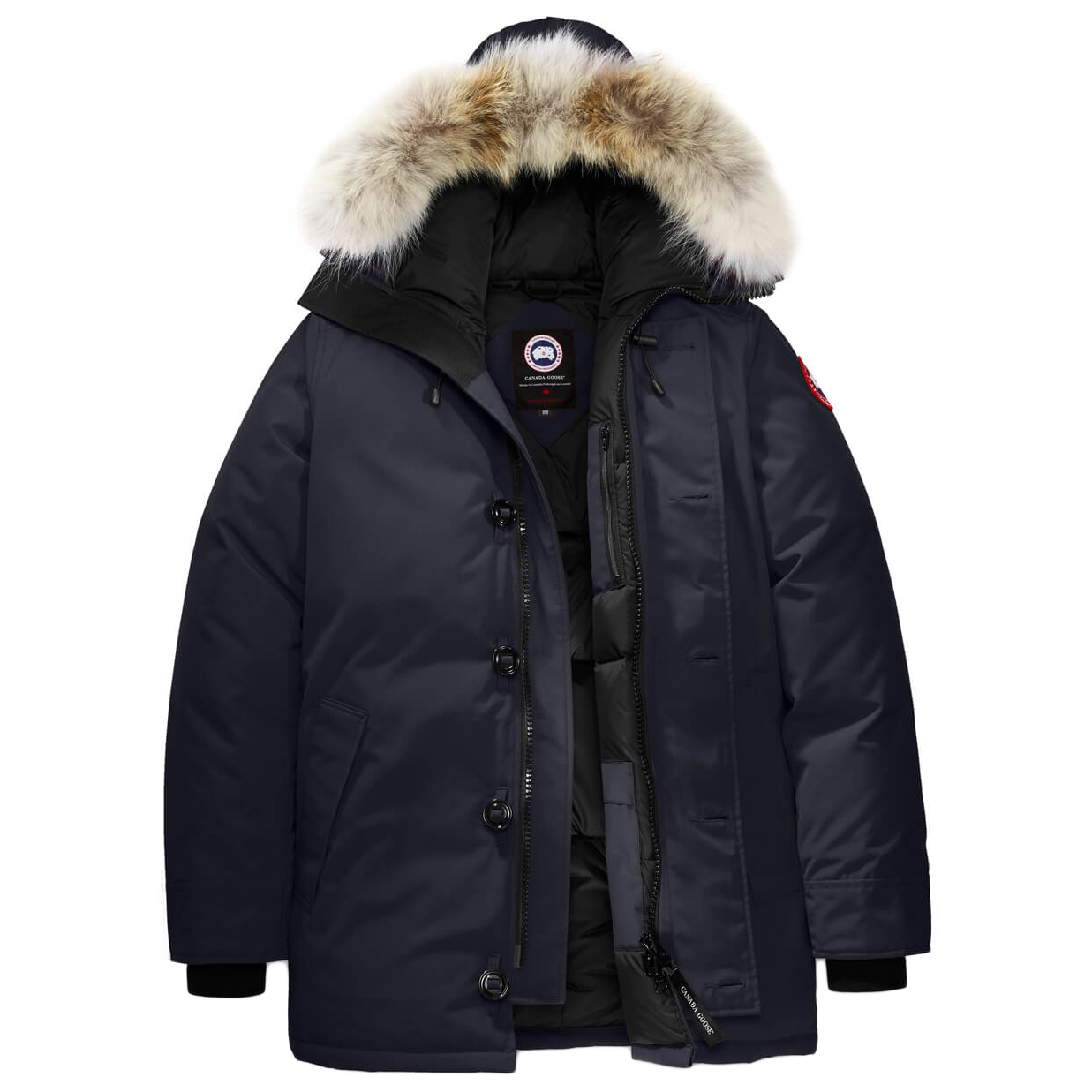 canada goose homme hiver