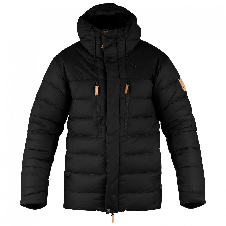 Fjällräven Keb Expedition Down Jacket Daunenjacke Black | S