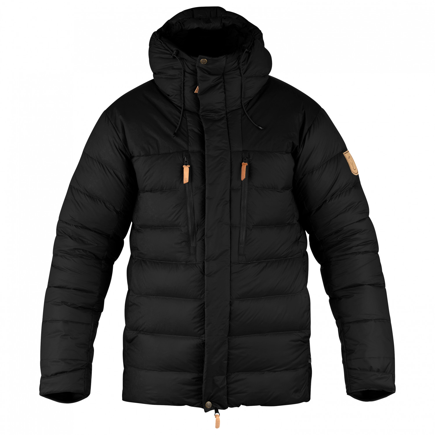 Fjällräven Keb Expedition Down Jacket Dunjacka Black | S