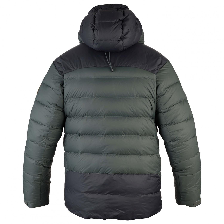 Fjällräven Keb Expedition Down Jacket Daunenjacke Black   S