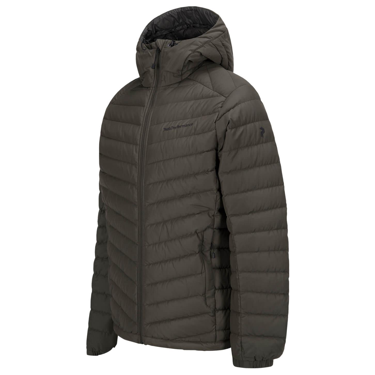 Peak Performance Frost Down Hood Cotton - Down Jacket Men ...