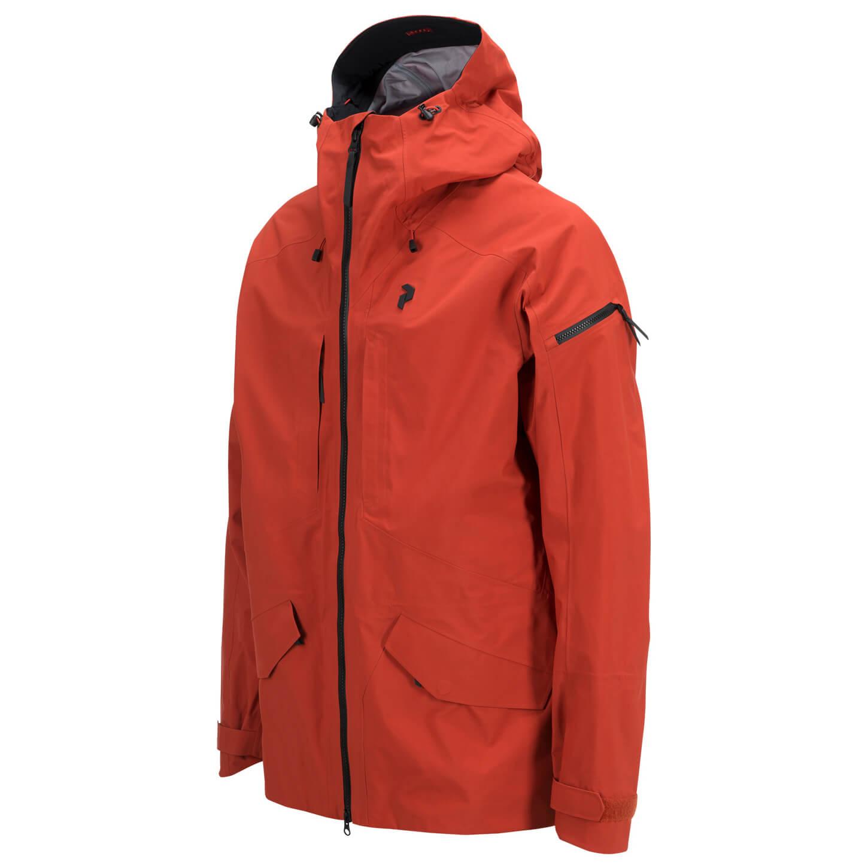 7987806d739 Berømte Peak Performance Teton Jacket - Skijakke Herre | Gratis DC83