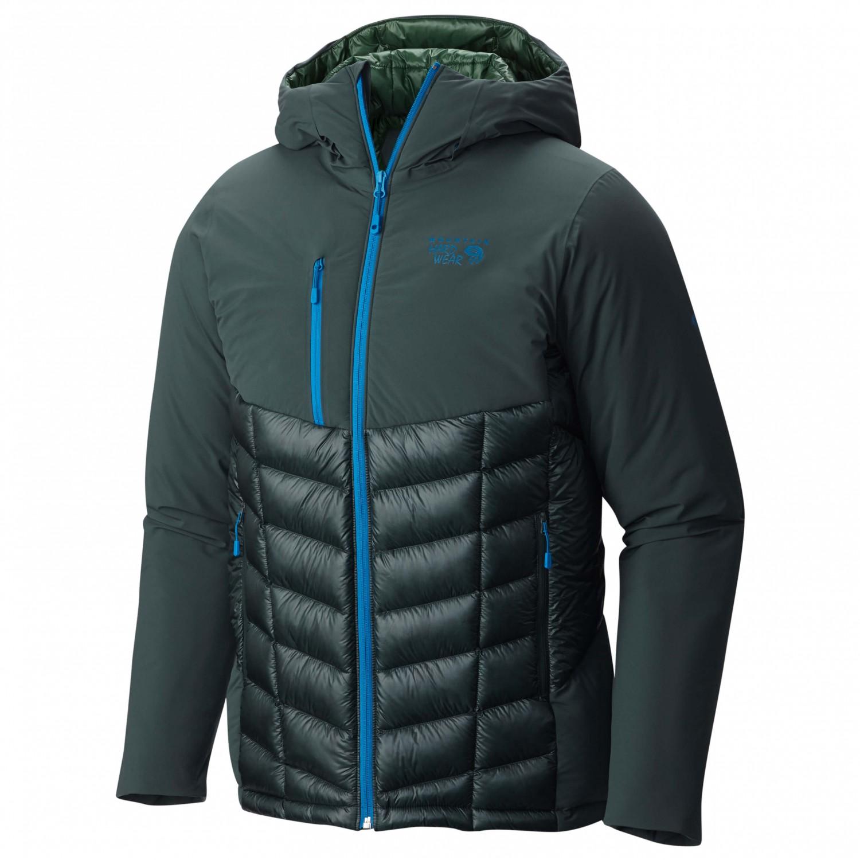 Mountain Hardwear Supercharger Hooded Insulated Jacket Daunenjacke