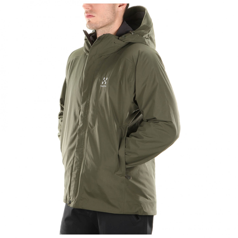 hagl fs stratus jacket winterjacke herren online kaufen. Black Bedroom Furniture Sets. Home Design Ideas