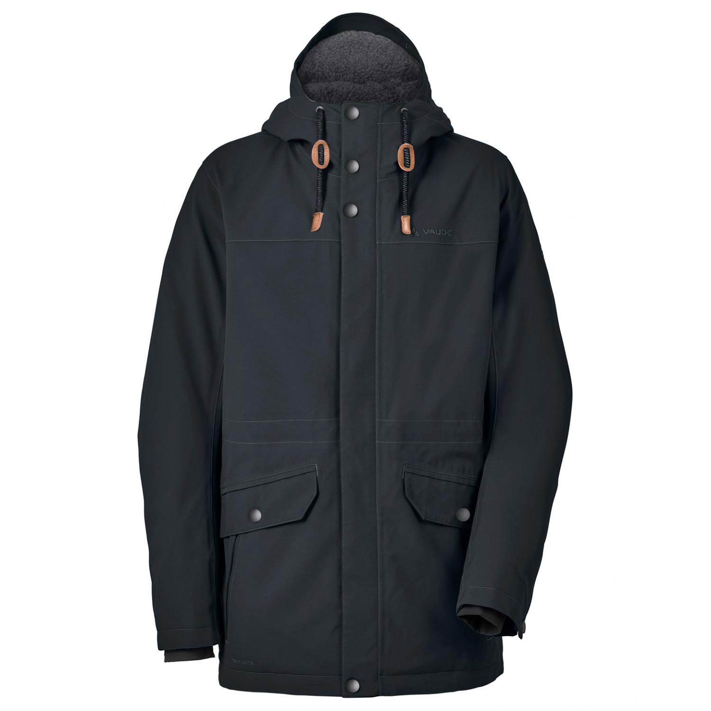 premium selection 5409e efd71 Vaude - Manukau Parka - Winterjacke - Phantom Black | S