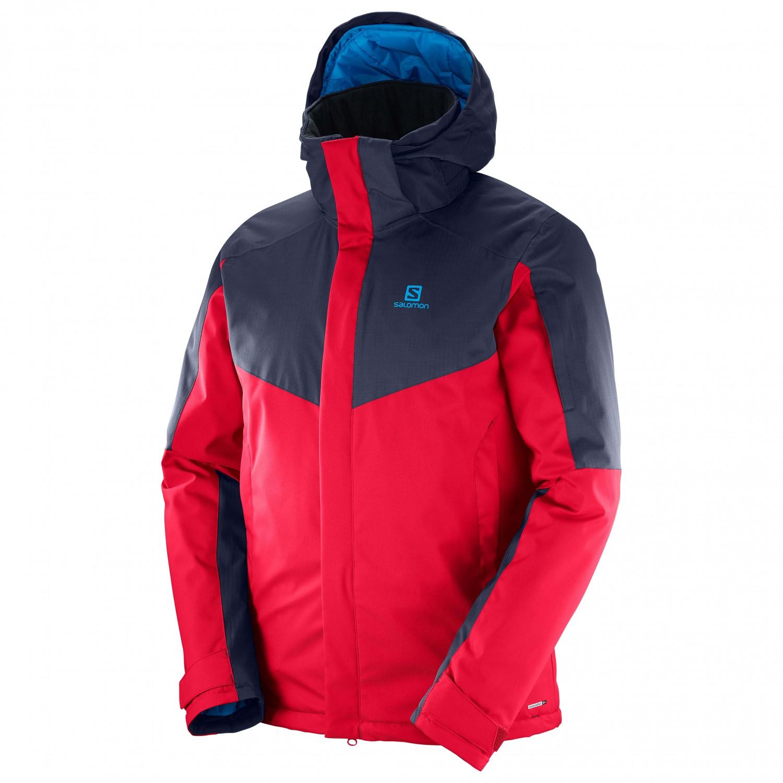 salomon stormseeker jacket veste de ski homme achat en. Black Bedroom Furniture Sets. Home Design Ideas