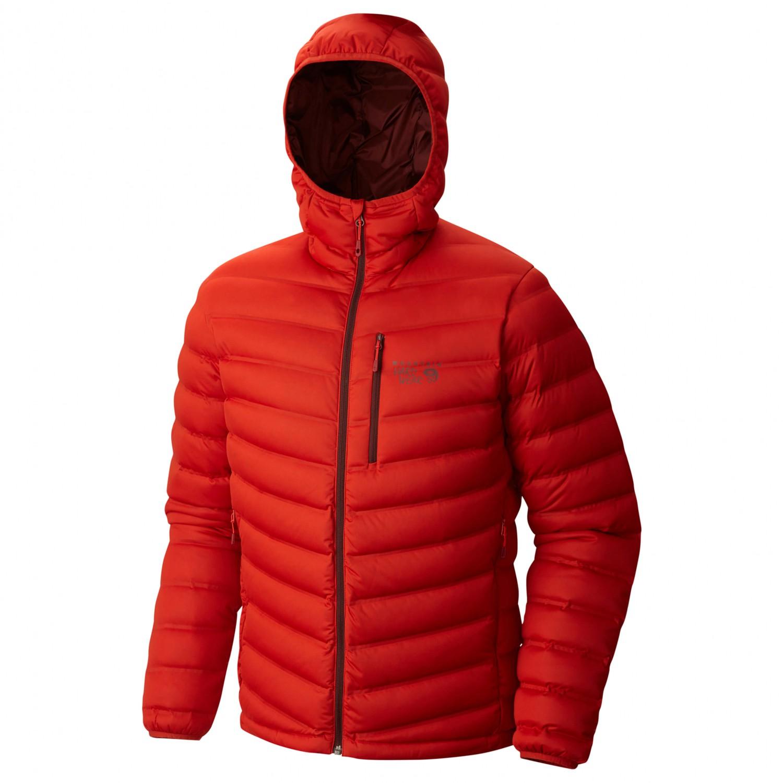 Mountain Hardwear Stretchdown Hooded Jacket - Down jacket ...