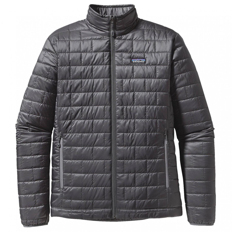 Patagonia Nano Puff Jacket Herr forge grey