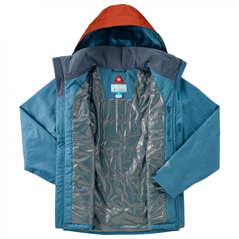 Columbia Everett Mountain Jacket - Winter jacket Men's