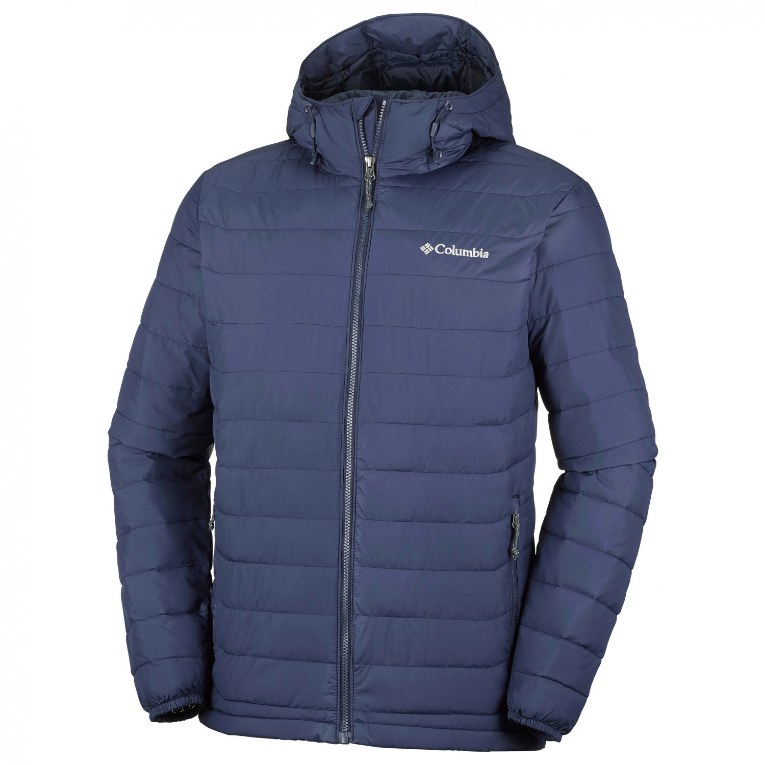 Columbia Powder Lite Hooded Jacket Synthetic Jacket Men
