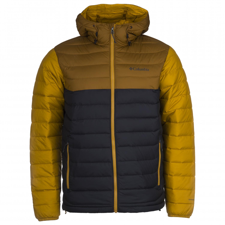 Lite Columbia Jacket Hooded Powder Synthetic Men's dxBoeC