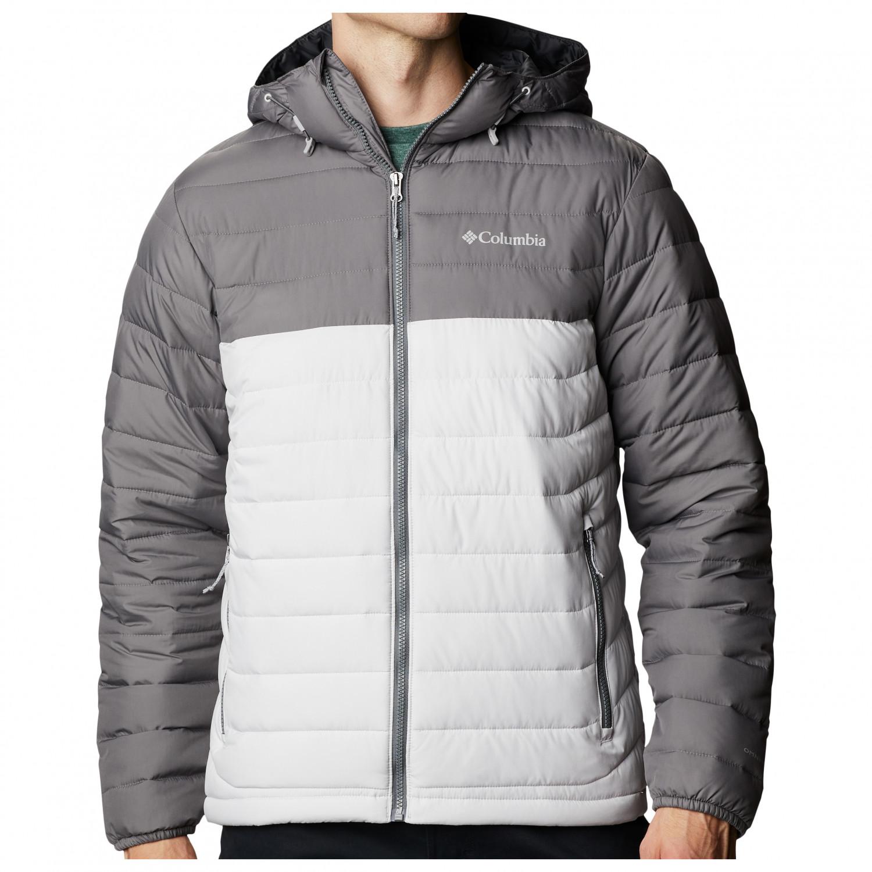 Columbia Mens Powder Lite Hybrid Jacke Mens Jacket