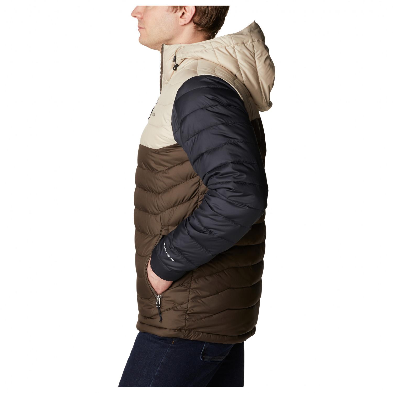 Columbia Powder Lite Hooded Jacket Kunstfaserjacke Herren