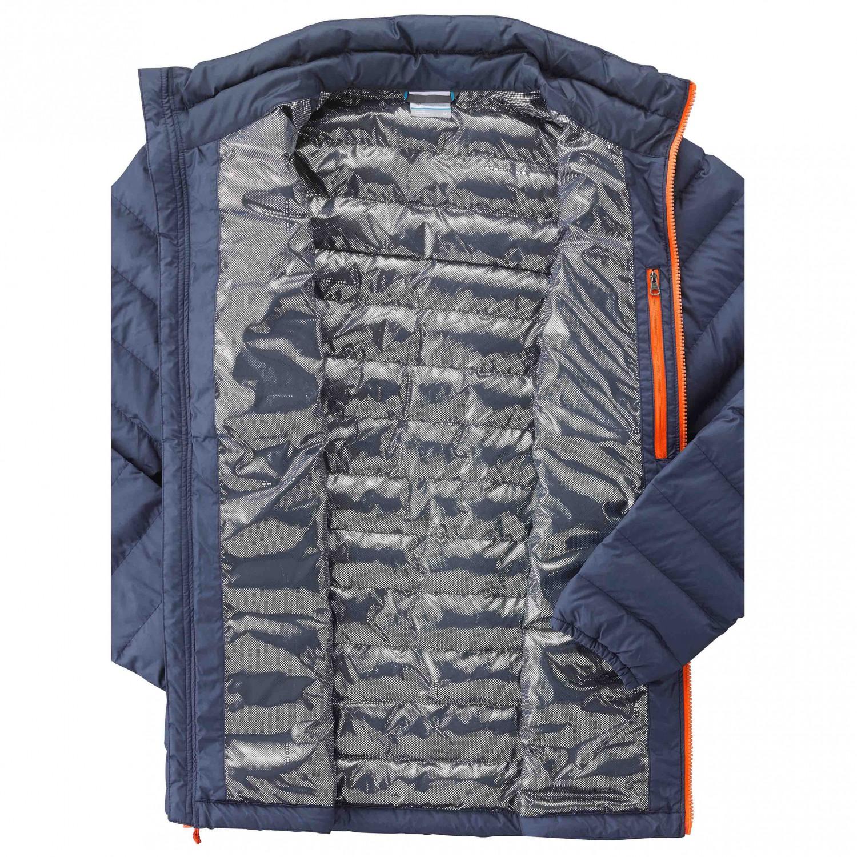 Sintética Fibra De Powder Lite Hombre Jacket Chaqueta Columbia wYaHpxq4ga