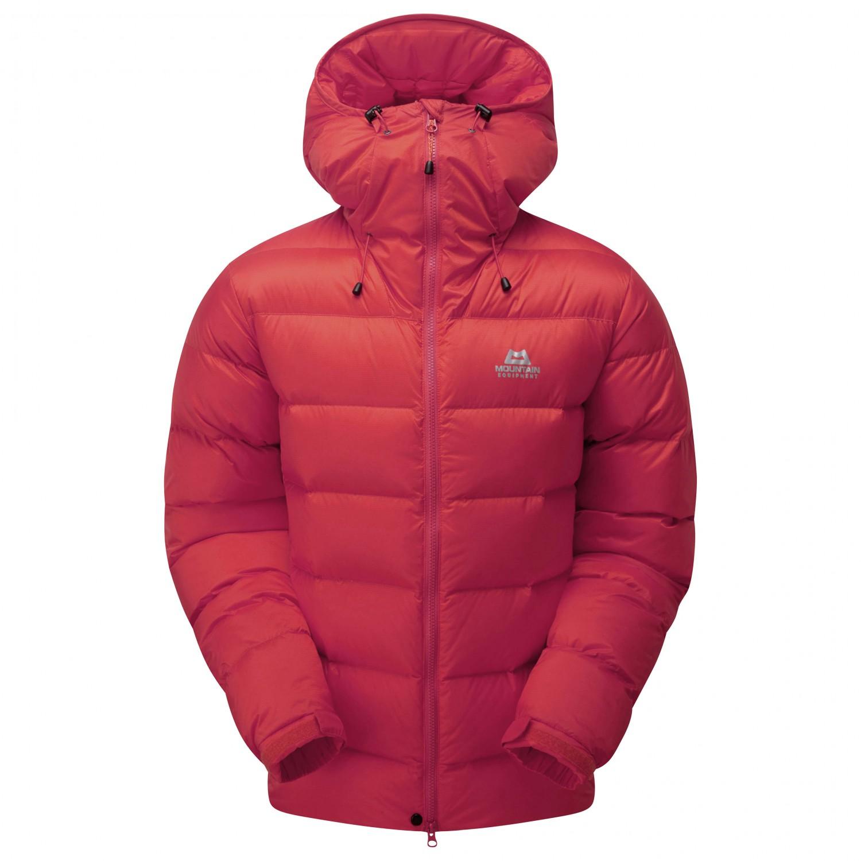 pretty nice 1fd3a d73c0 Mountain Equipment - Vega Jacket - Daunenjacke - Barbados Red | S