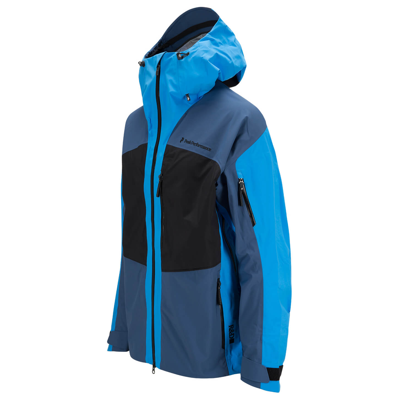 peak performance heli gravity jacket ski jacket men 39 s. Black Bedroom Furniture Sets. Home Design Ideas