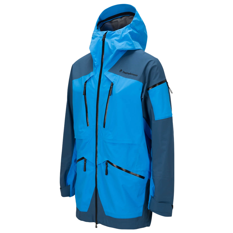 peak performance heli vertical jacket ski jacket men 39 s. Black Bedroom Furniture Sets. Home Design Ideas
