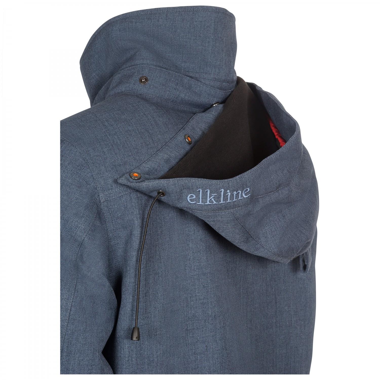 für die ganze Familie suche nach original beliebt kaufen Elkline - Undercover - Winterjacke - Bluegrey | S