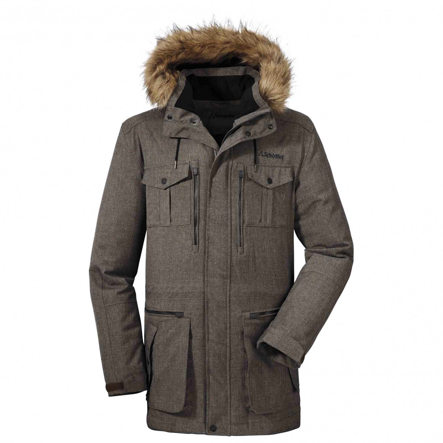 sch ffel insulated jacket nepal winterjacke herren. Black Bedroom Furniture Sets. Home Design Ideas