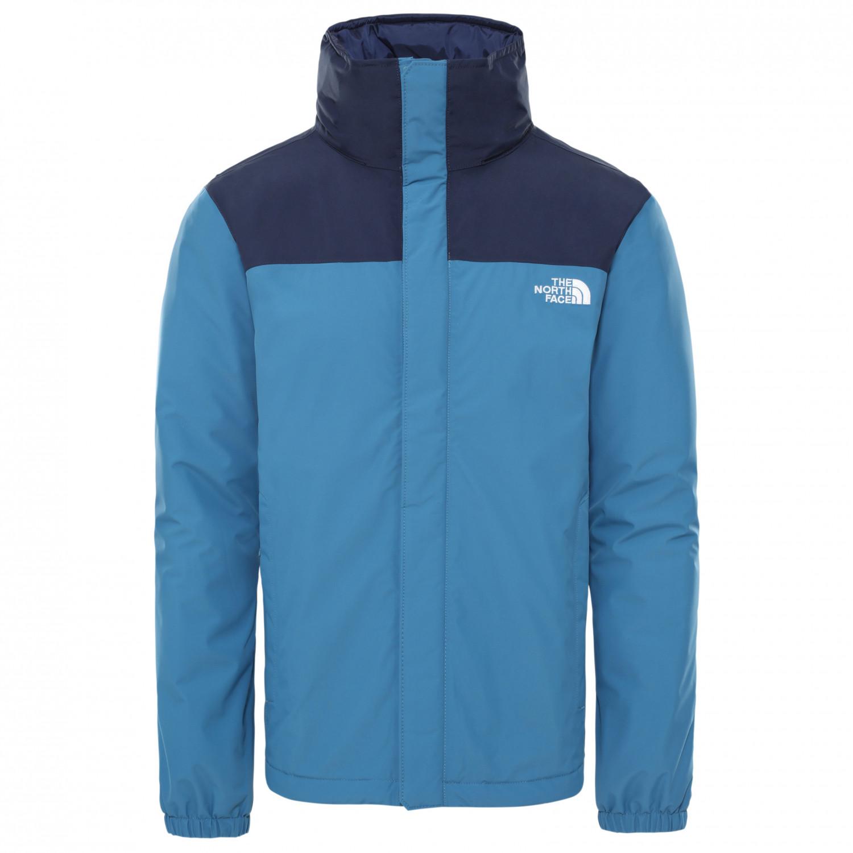 The North Face Resolve Insulated Jacket Winterjacke Mallard Blue   S