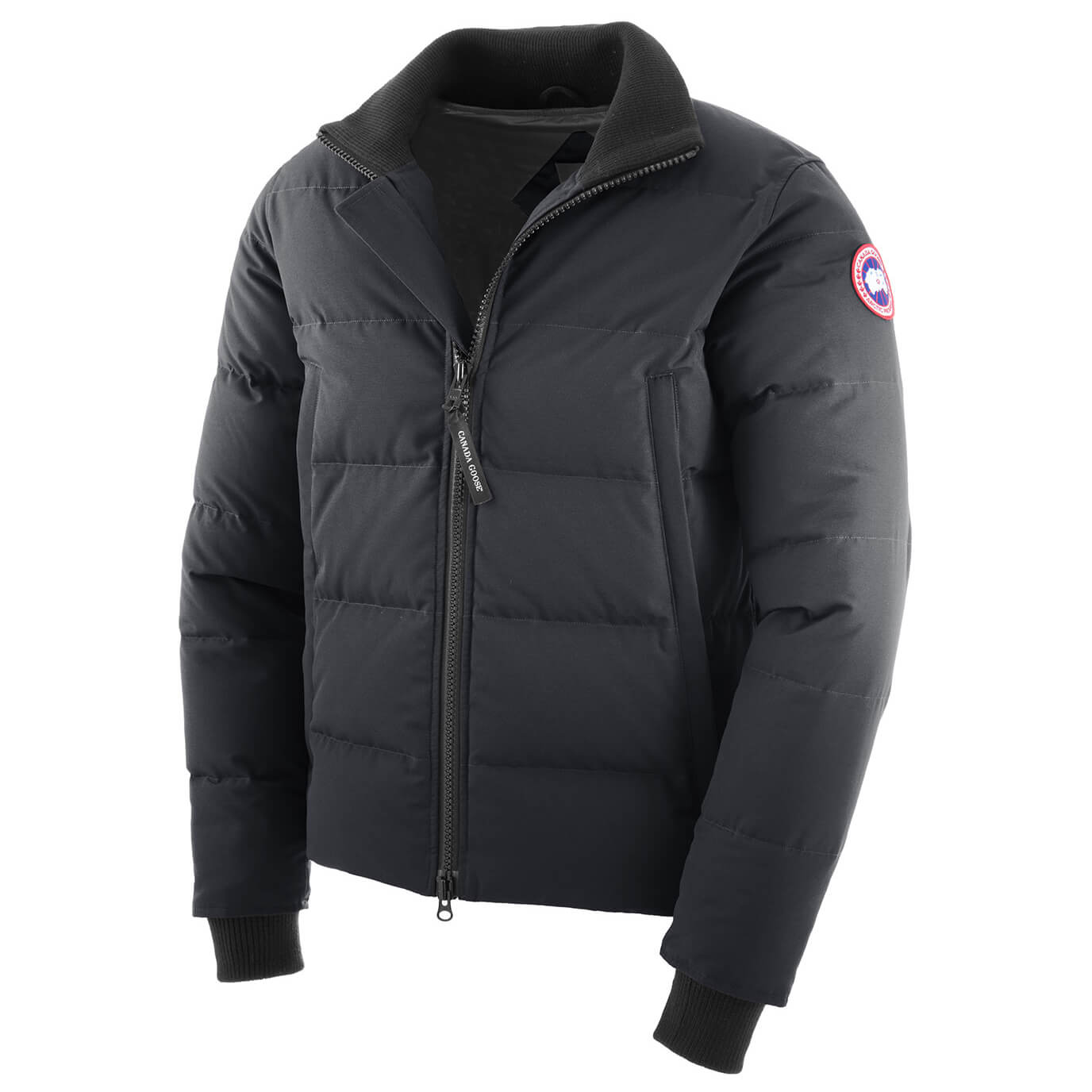 2aea5942580 Canada Goose Woolford Jacket - Down Jacket Men's | Free UK Delivery ...