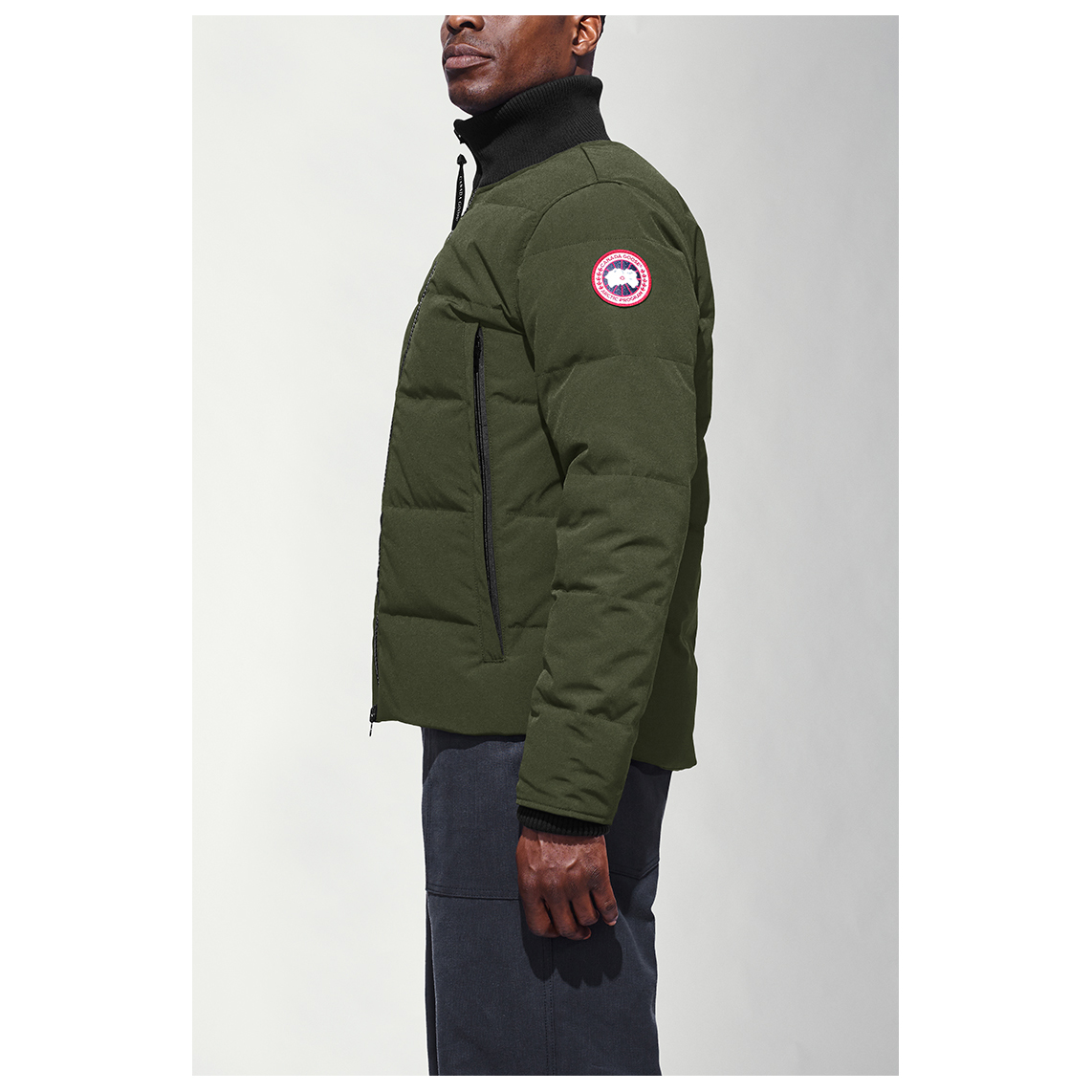 Canada Goose Woolford Jacket Down jacket Men's | Free EU