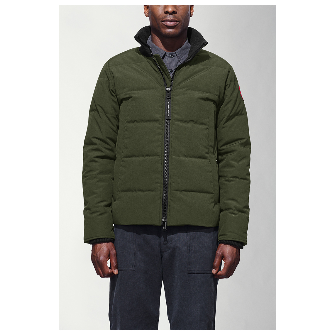 free shipping f00cd a7952 Canada Goose Woolford Jacket - Giacca in piumino Uomo ...