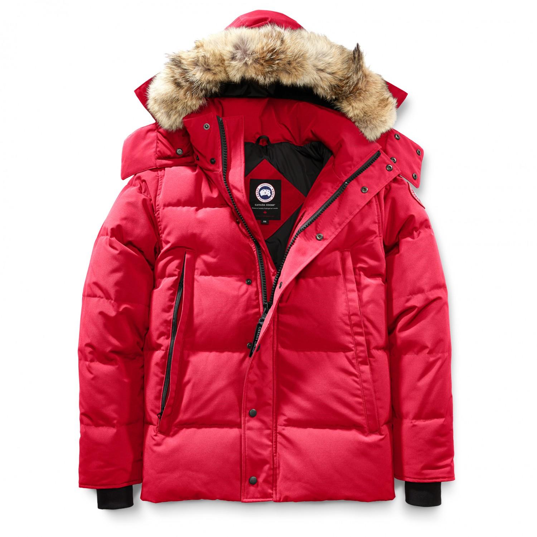 Canada Goose Wyndham Parka - Veste d hiver Homme   Livraison ... b4b5839df6df