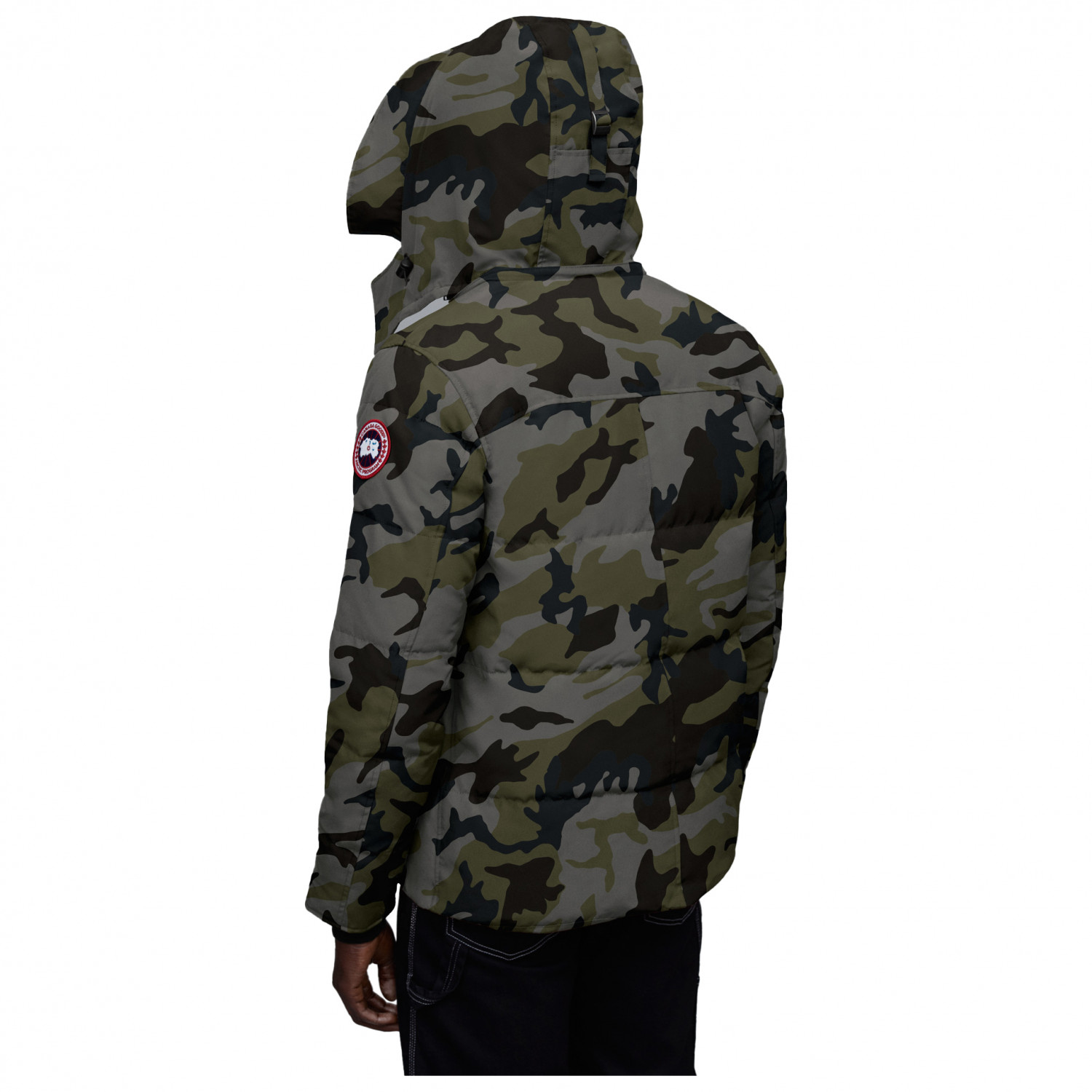 Blazers Canada: Canada Goose Wyndham Parka - Winter Jacket Men's