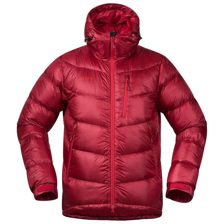 a30c77c9 Bergans Memurutind Down Jacket - Dunjakke Herre kjøp online ...
