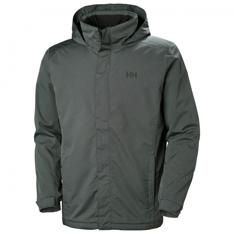 edacc8aa Helly Hansen Dubliner Insulated Jacket - Vinterjakke Herre | Gratis ...