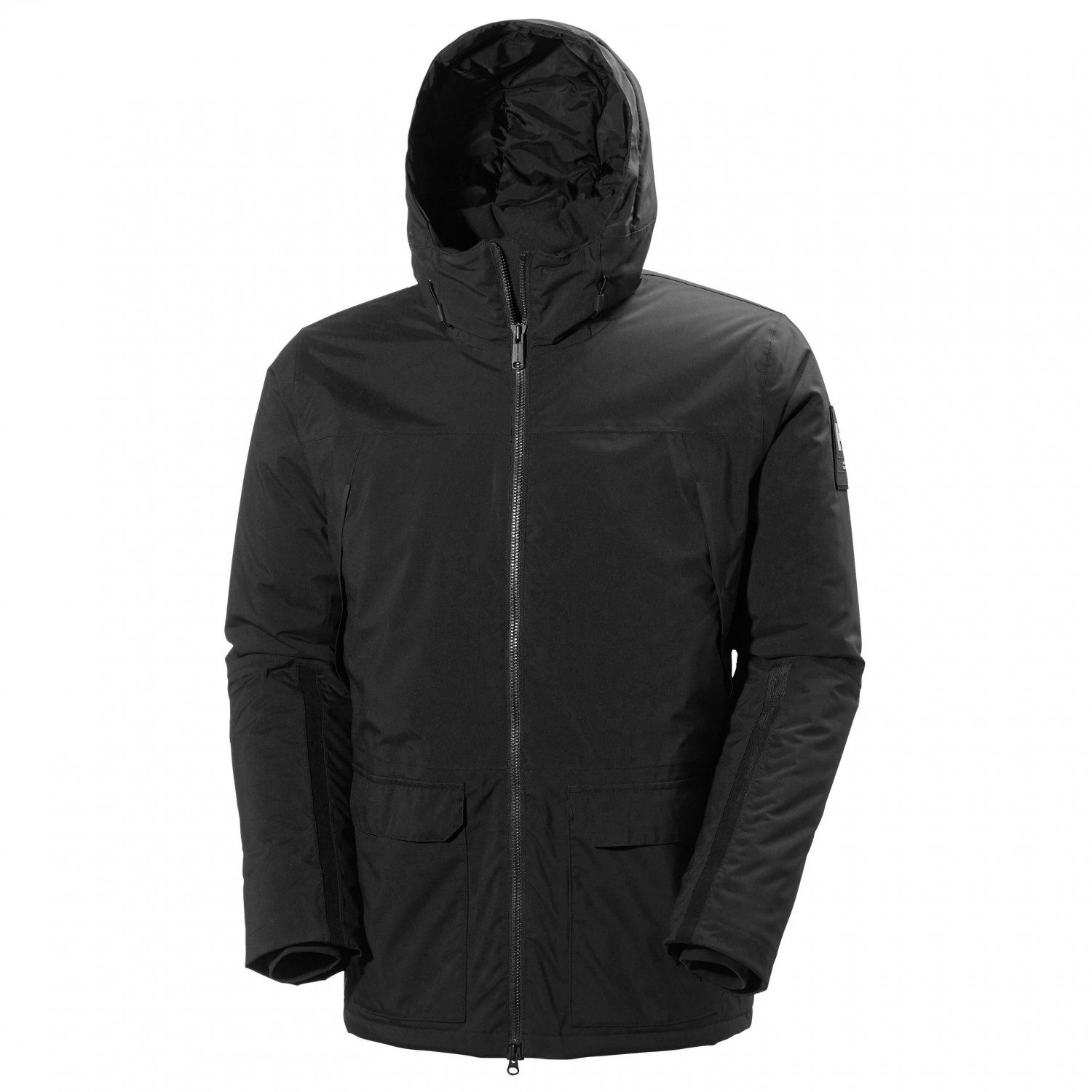 helly hansen shoreline parka winter jacket men 39 s free uk delivery. Black Bedroom Furniture Sets. Home Design Ideas
