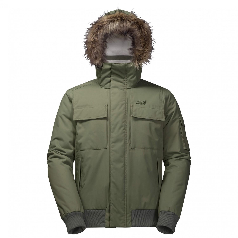 quality design 20b9b 3f4f2 Jack Wolfskin Brockton Point - Winterjacke Herren online ...