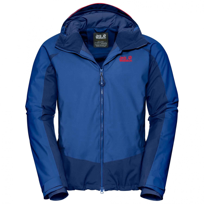 65d832cc1f8 Jack Wolfskin Exolight Base Jacket - Ski Jacket Men's | Buy online ...