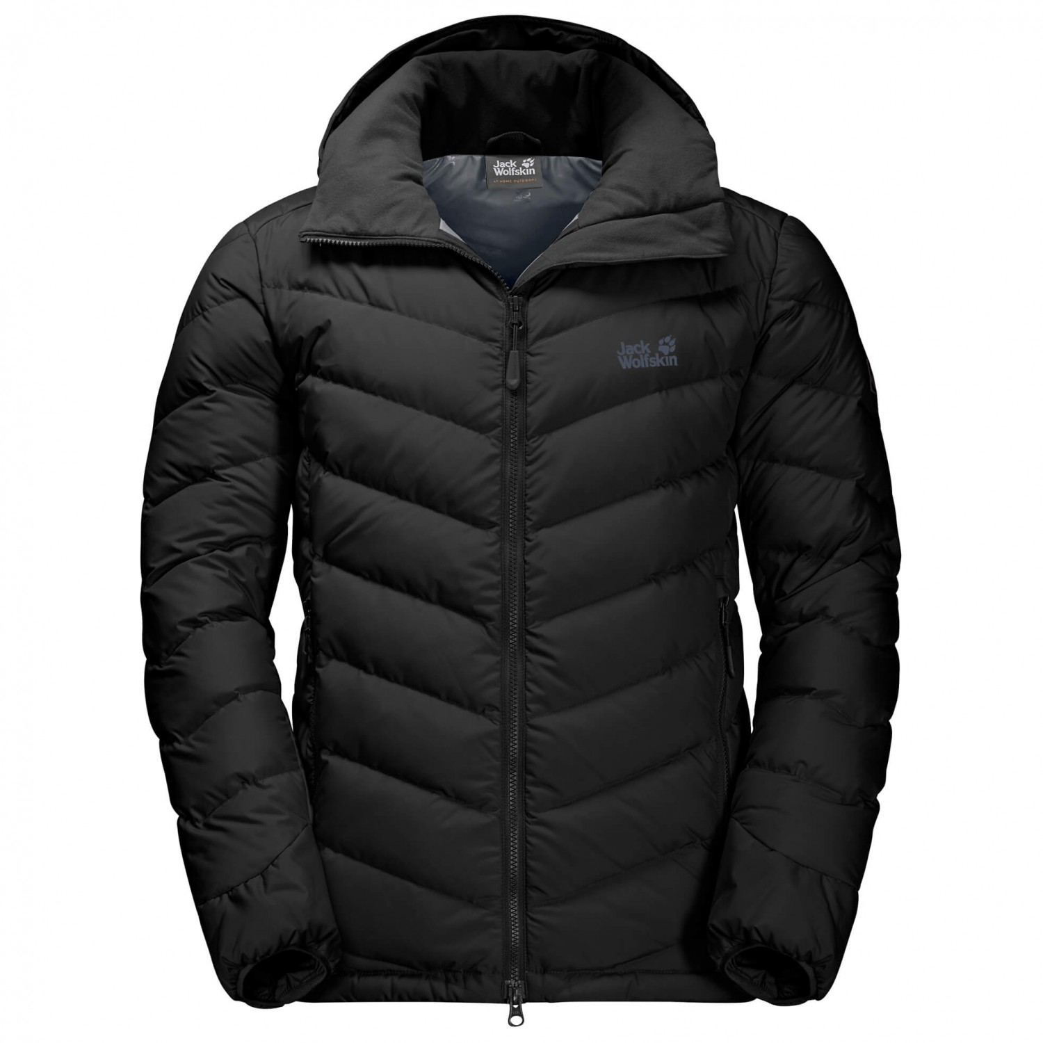 lower price with excellent quality top quality Jack Wolfskin - Fairmont - Daunenjacke - Night Blue | S